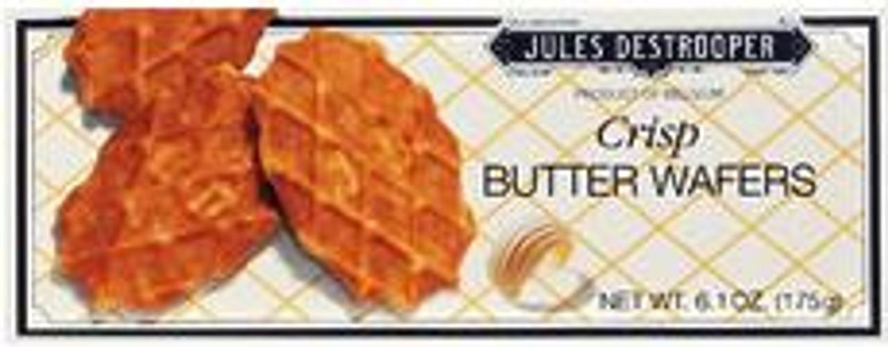 Crisp Butter Wafers