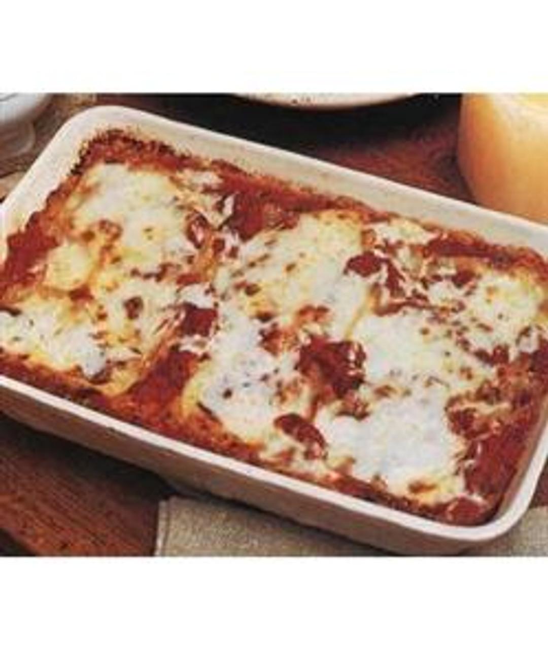 Tomato & Mozzarella Lasagne