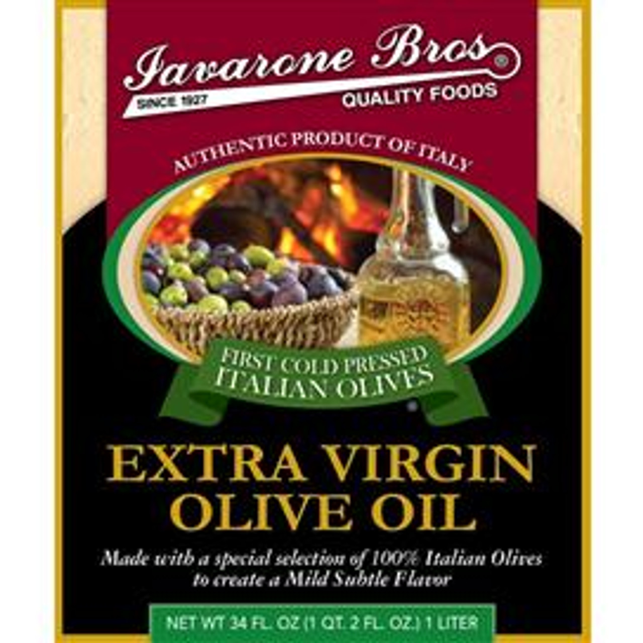 Iavarone Bros Own Extra Virgin Olive Oil