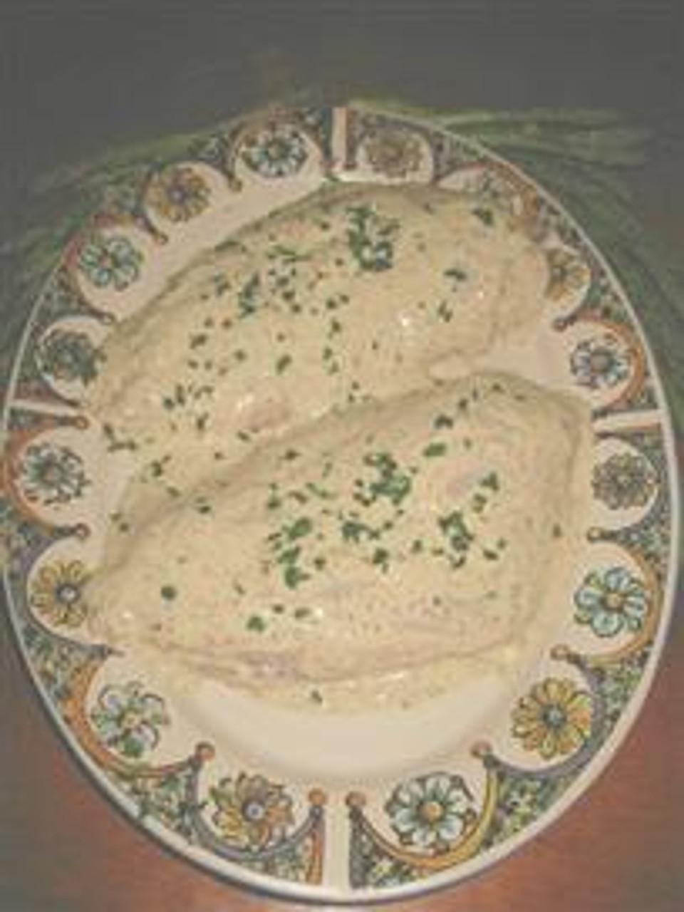 Marinated Turkey London Broil