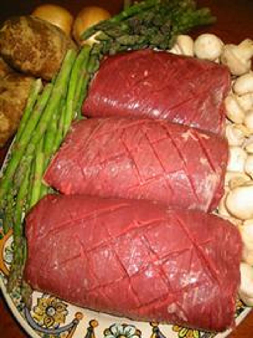 U.S.D.A. Black Angus Flank Steak