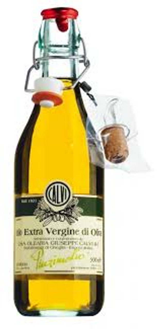Calvi Extra Virgin Unfiltered Olive Oil