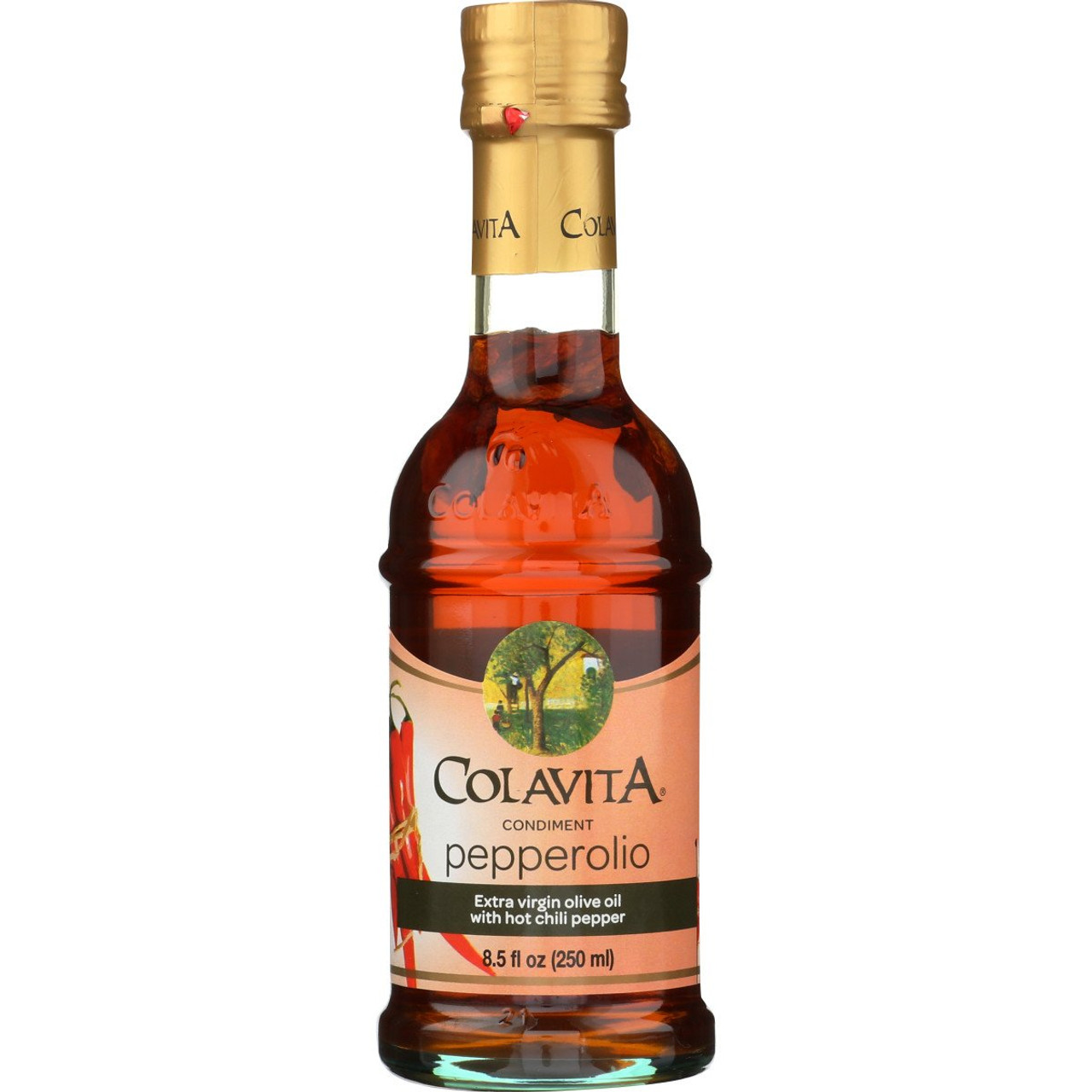 Colavita Extra Virgin Olive Oil infused with Pepper Essence