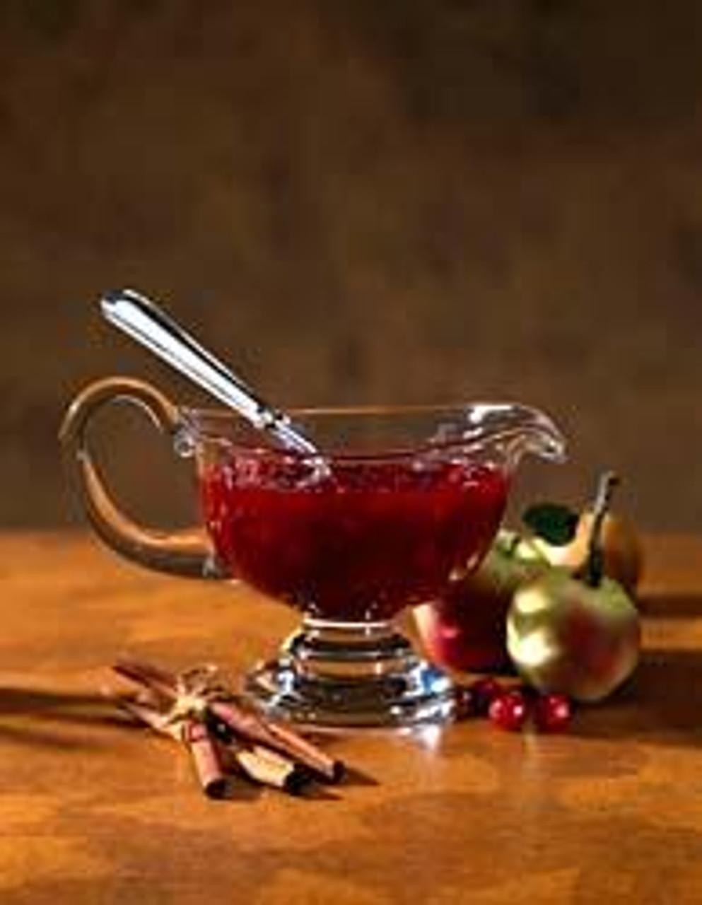 Cranberry Walnut Sauce