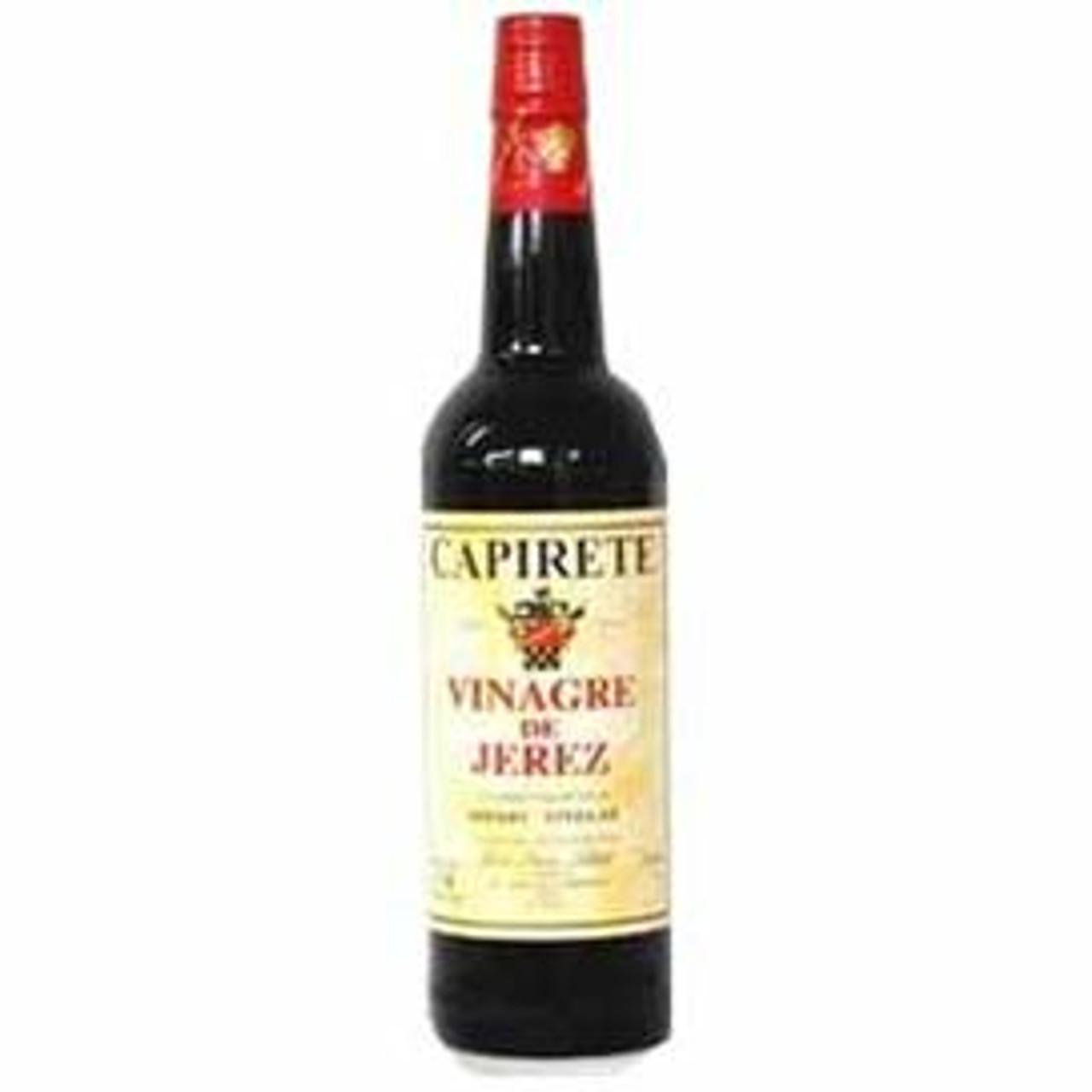 Capirete 8 yr. Sherry Vinegar
