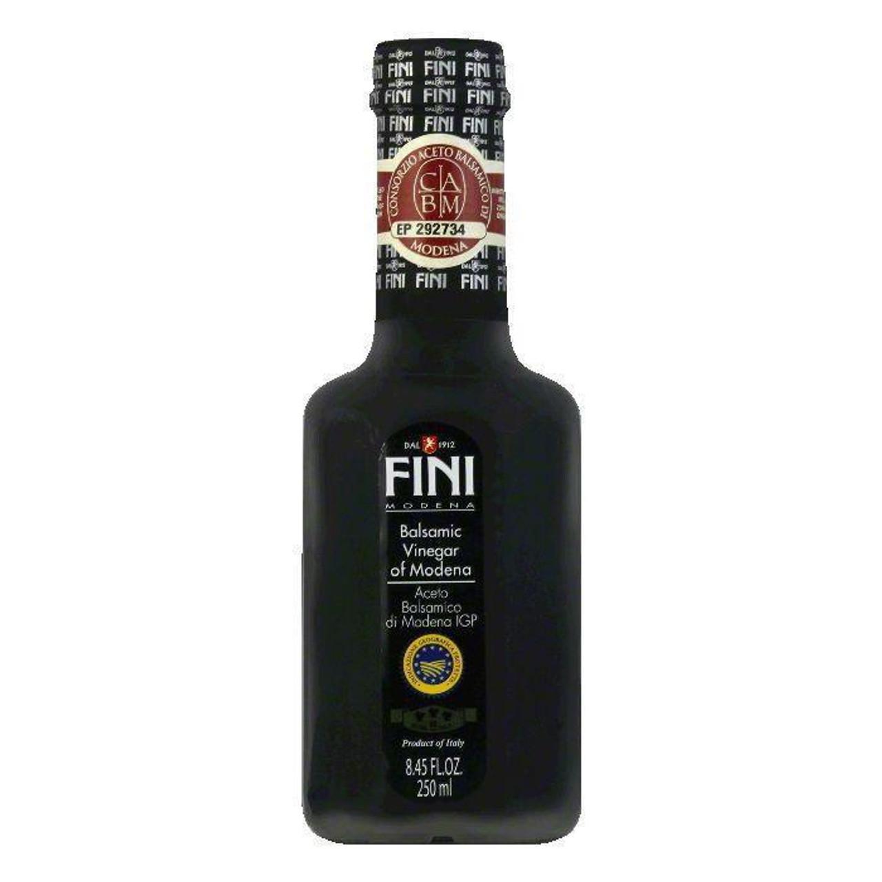 Fini 6 yr. Balsamic Vinegar