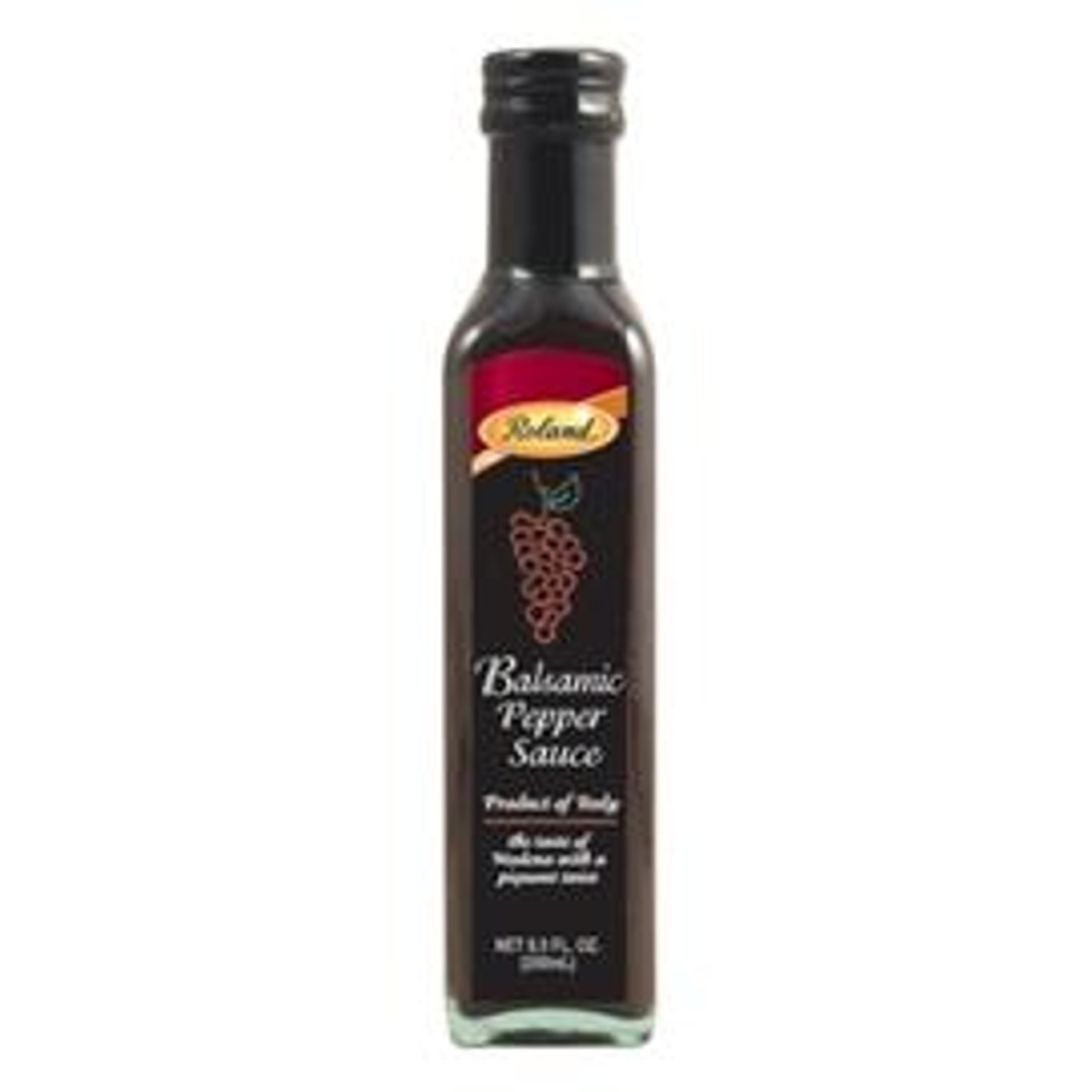 Balsamic Pepper Sauce