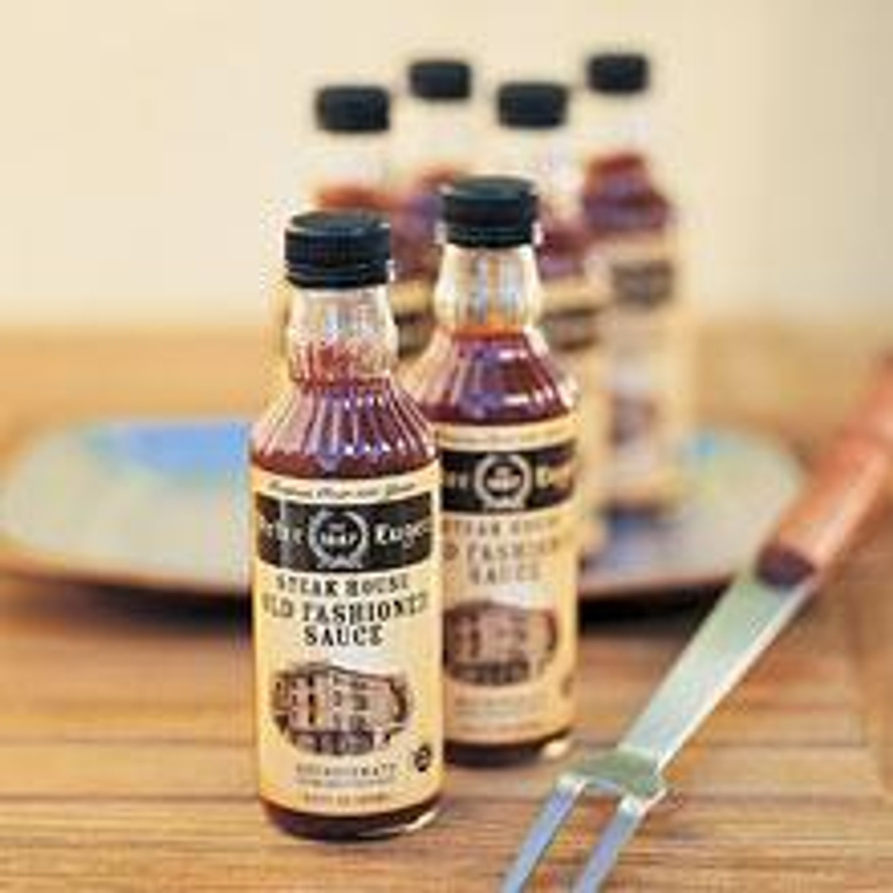 Old Fashioned Steak House Sauce