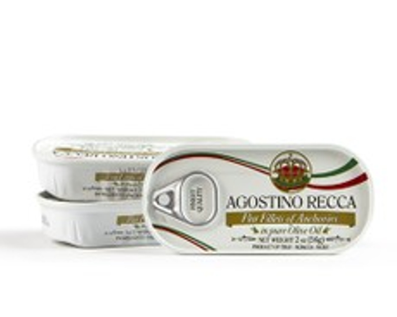 Fillet of Anchovies in Olive Oil
