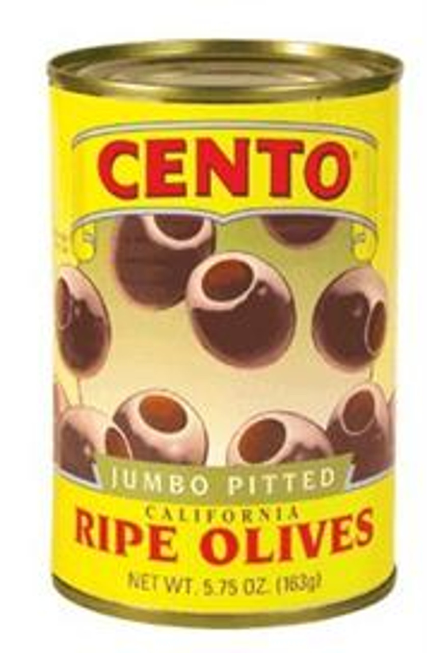 Jumbo Pitted Olives
