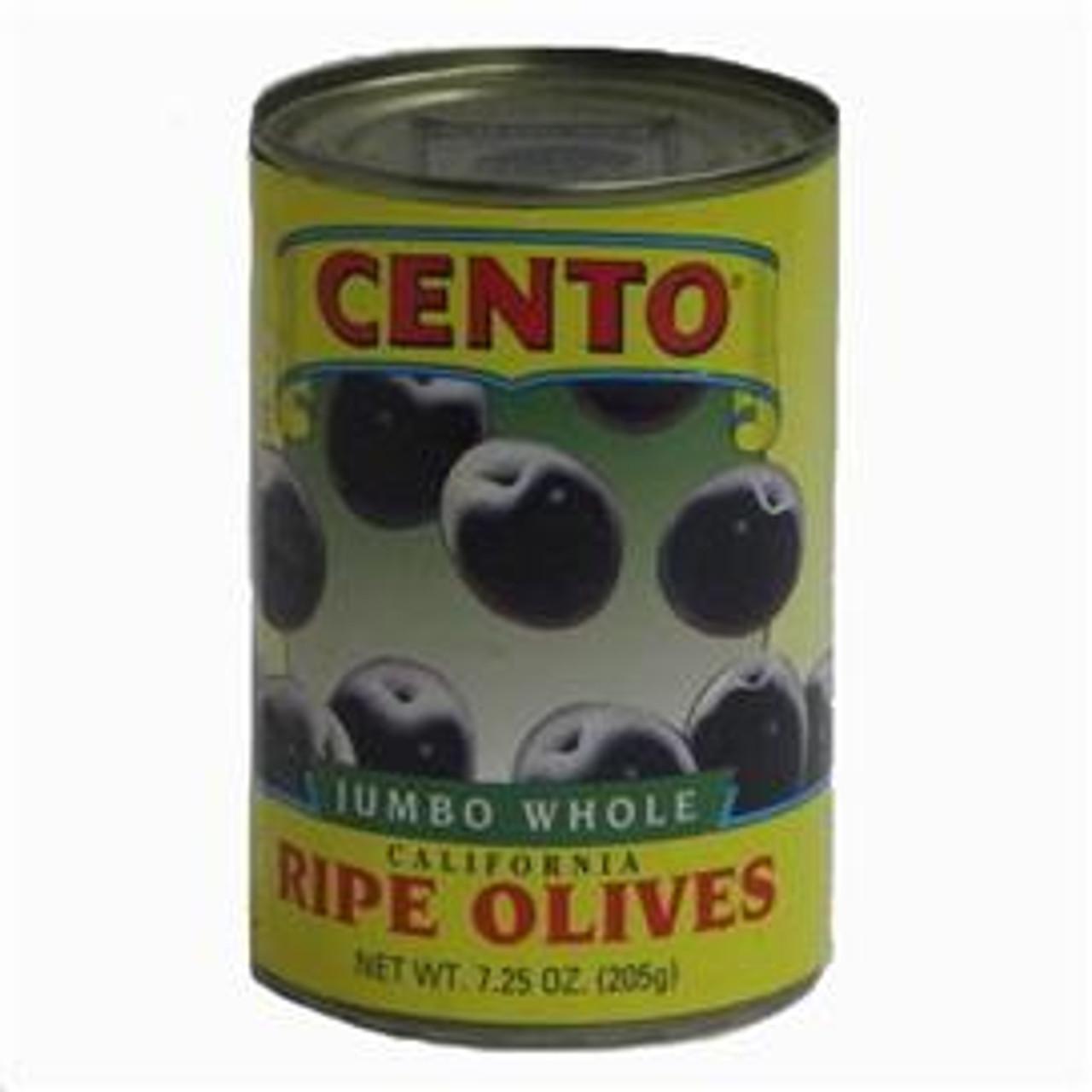Jumbo Ripe Olives