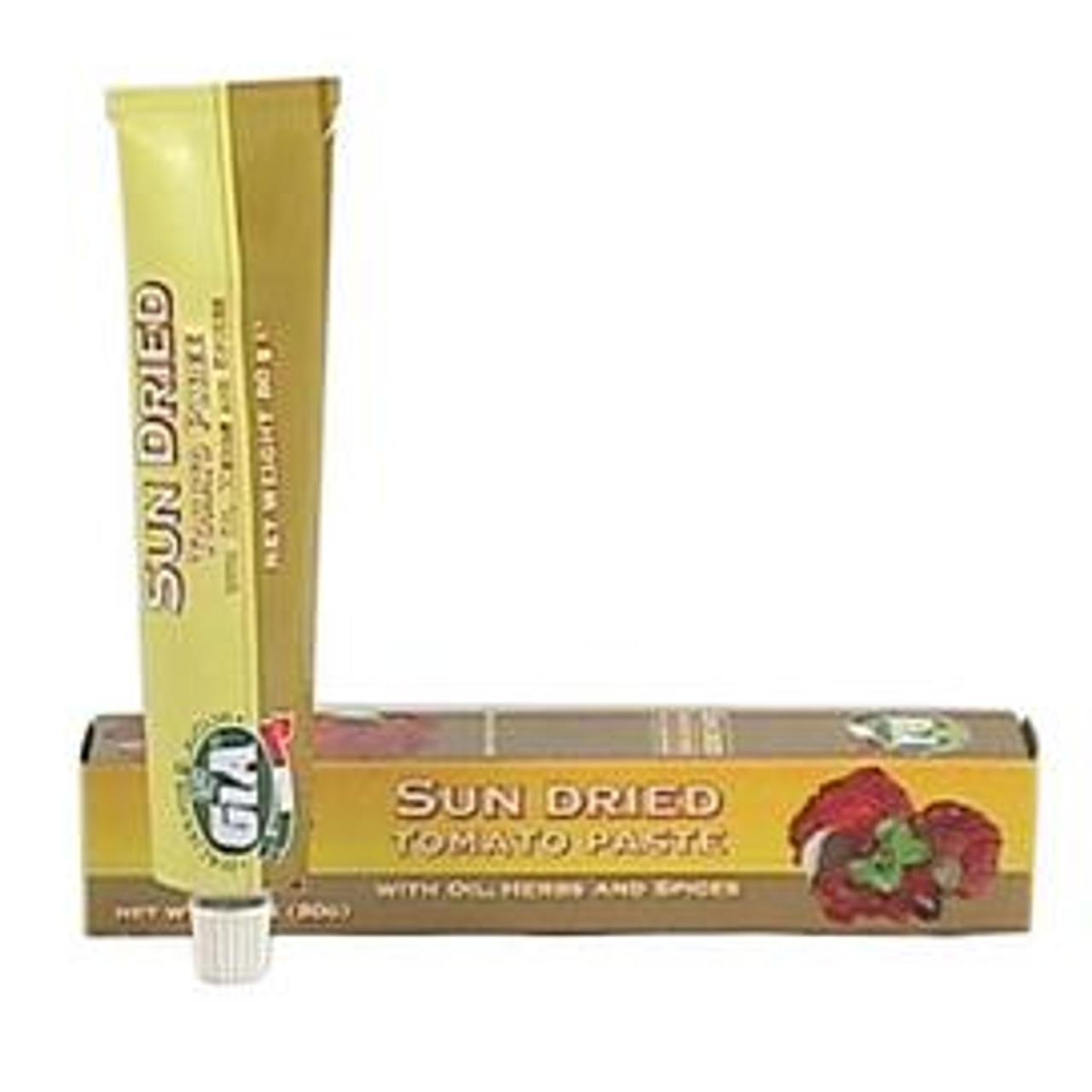 Sun Dried Tomato Paste