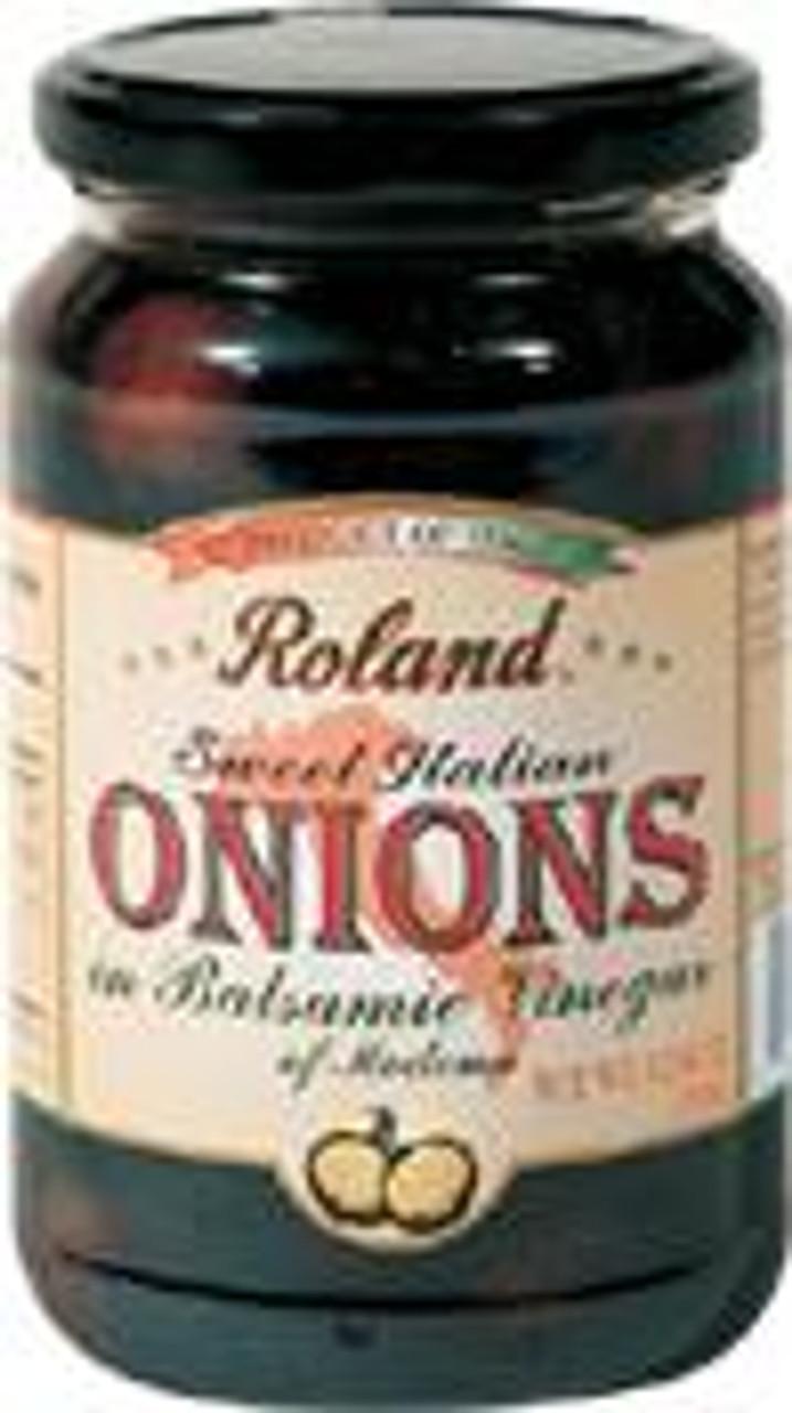 Sweet Italian Onions in Balsamic Vinegar