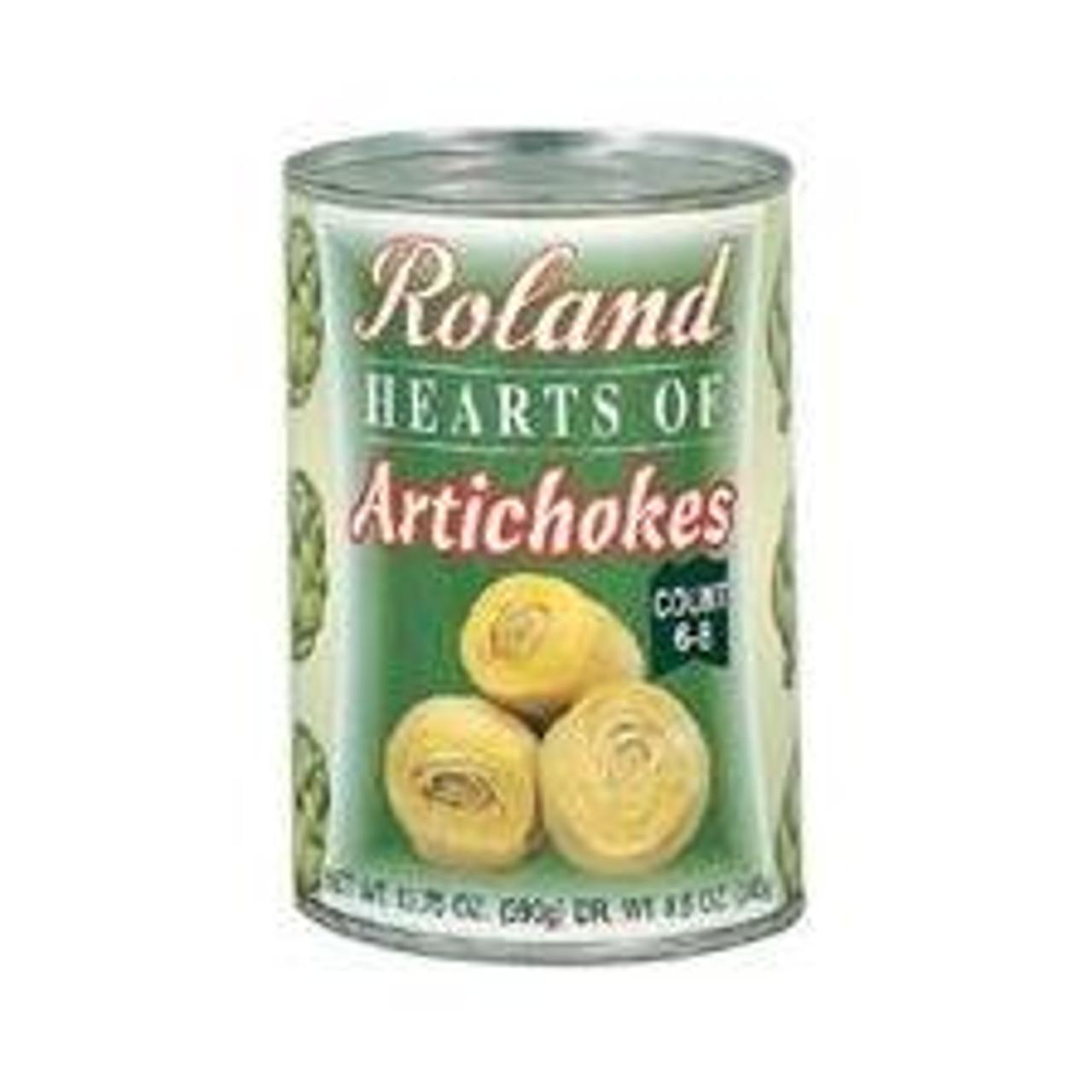 Hearts of Artichokes