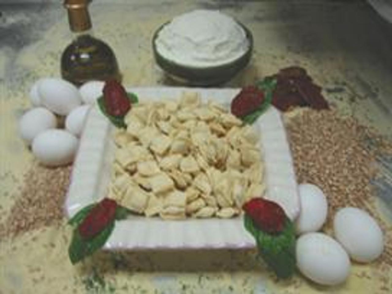 Cheese Ravioltini