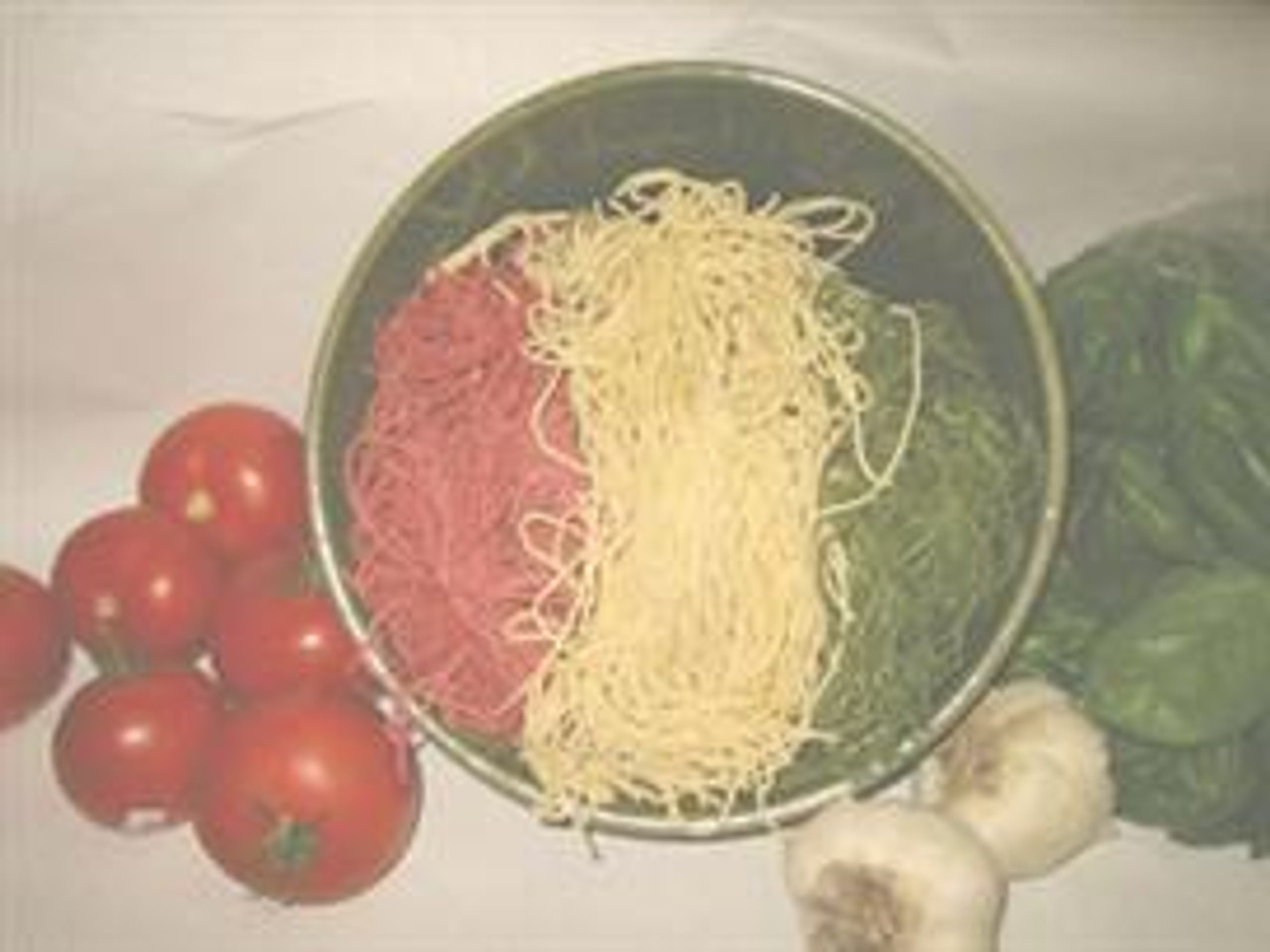 Tri-Color Capellini