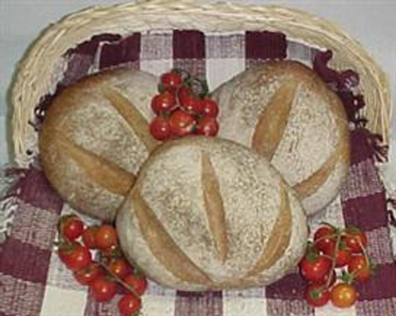Whole Wheat Boule
