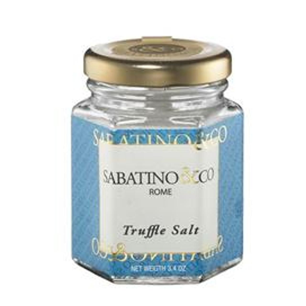 Sabatino Tartufi Truffled Sea Salt