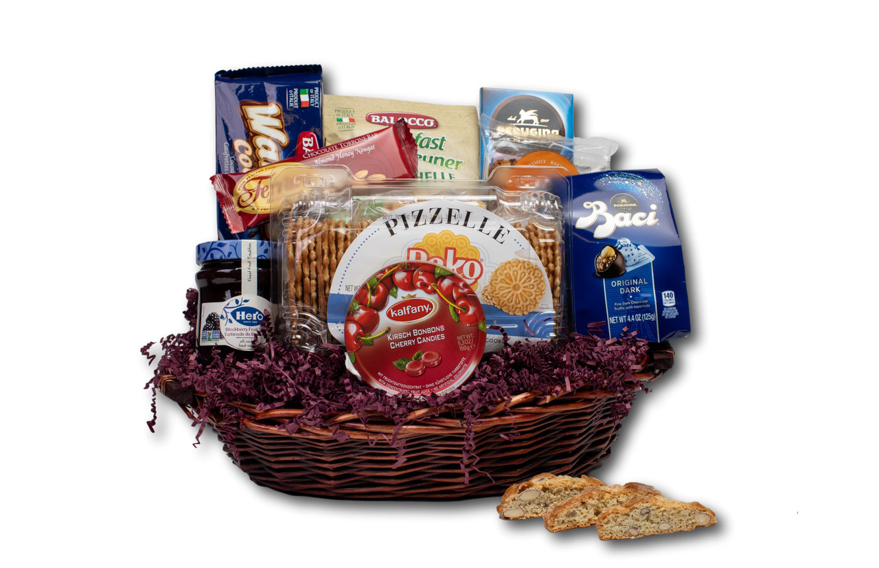 Sweet Indulgences Basket