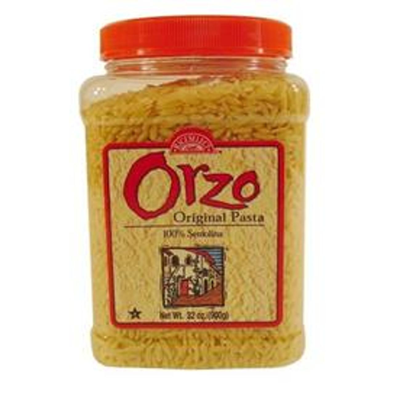 Original Orzo Pasta