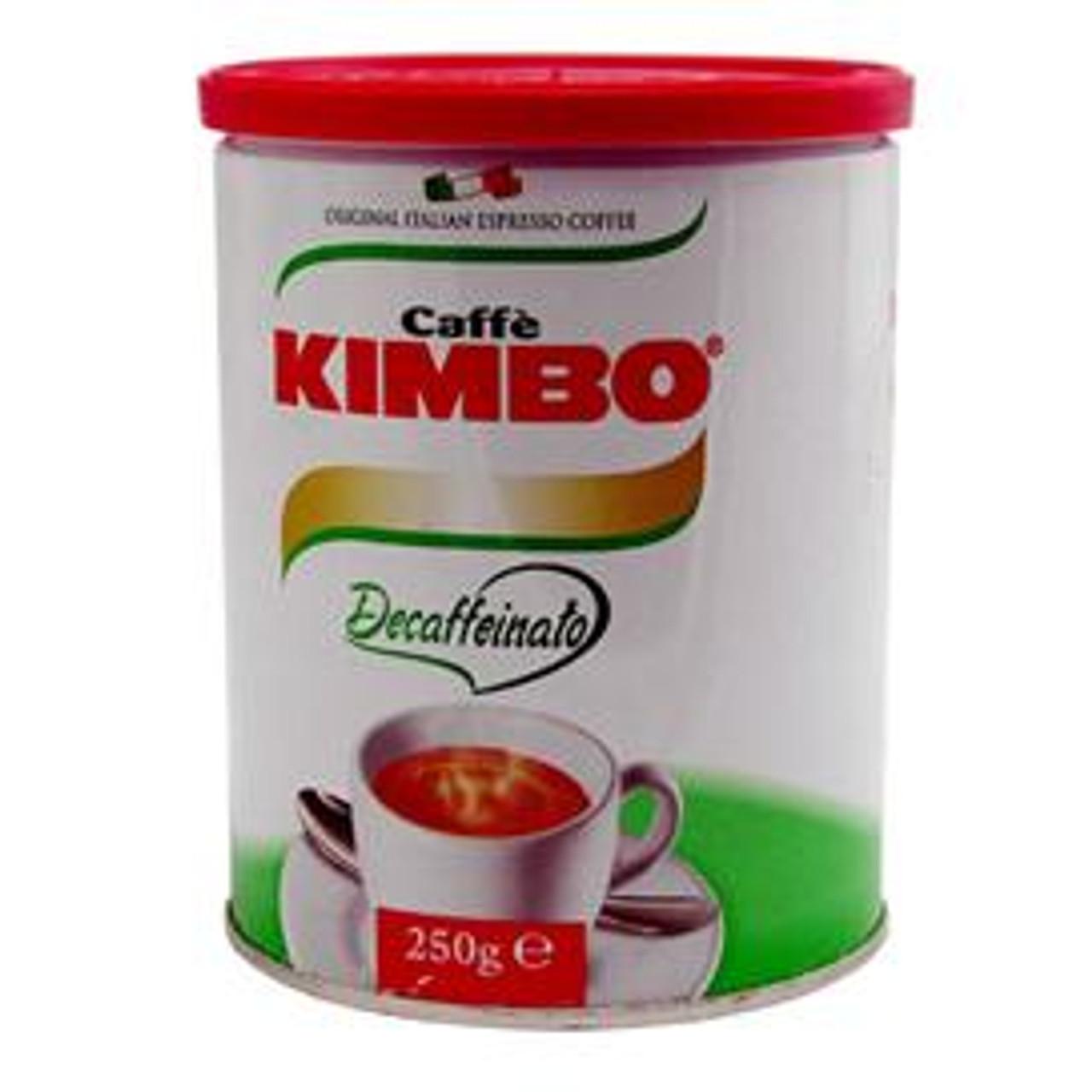 Caffe KIMBO Decaffeinated Espresso