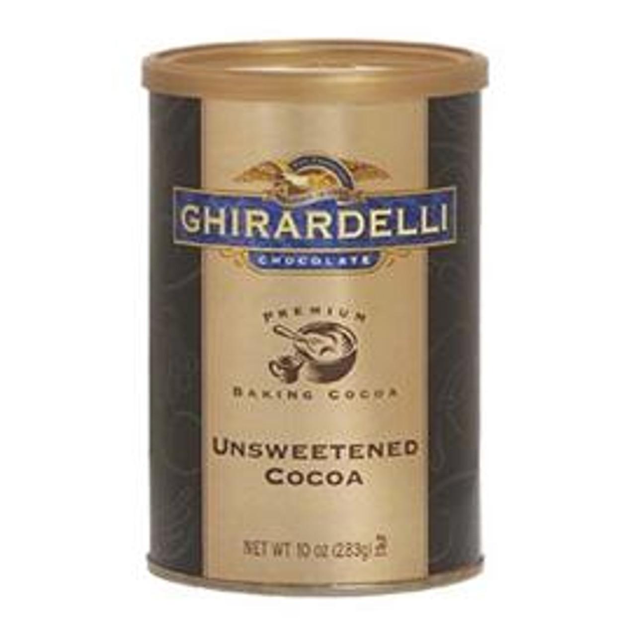 Unsweetened Cocoa