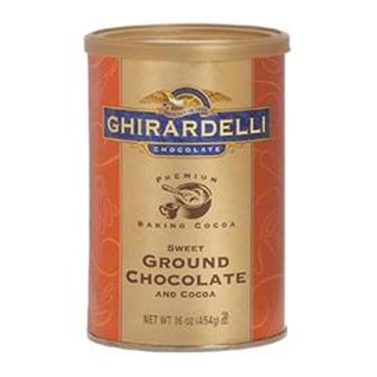 Sweet Ground Chocolate & Cocoa