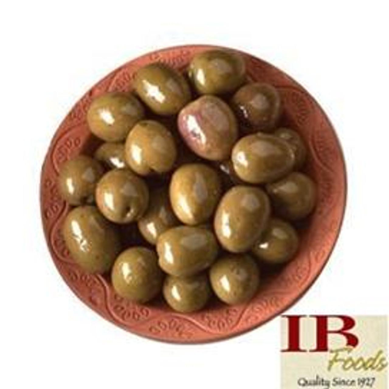 Green Sicilian Olives