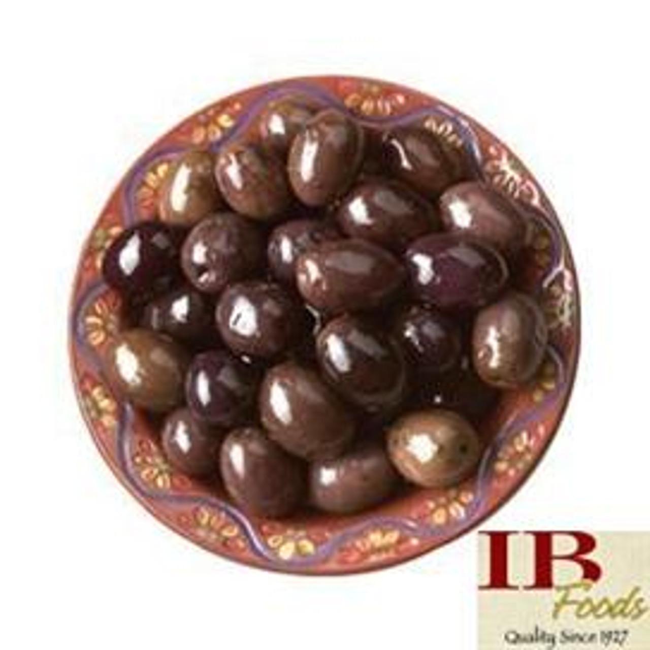 Black Greek Olives