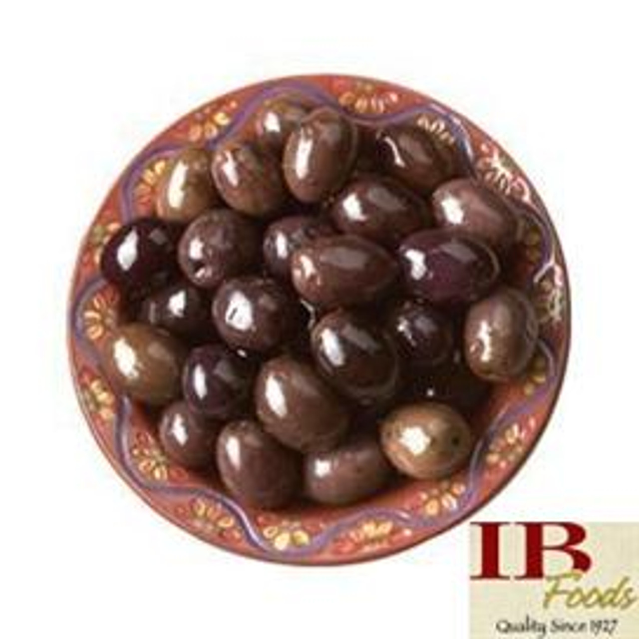 Black Greek Olives
