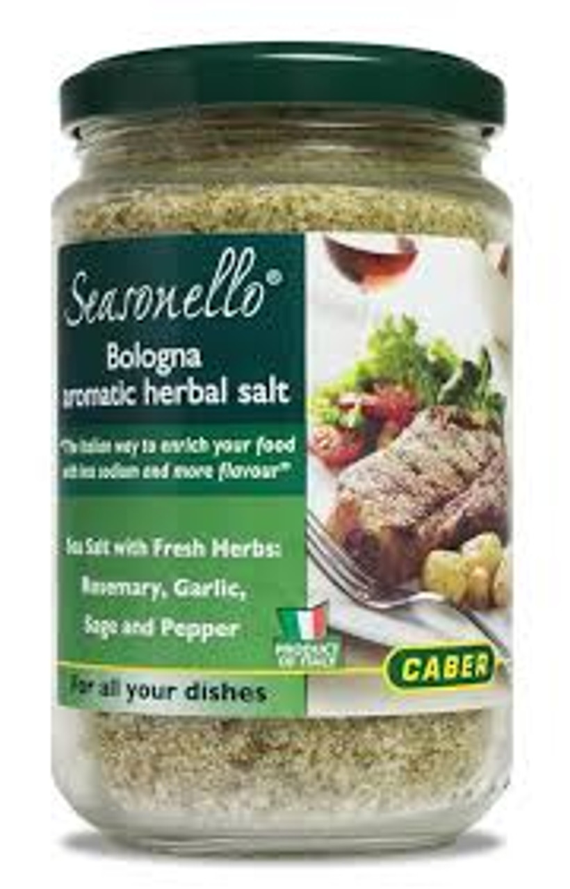 Caber Herbed Sea Salt (Seasonella)
