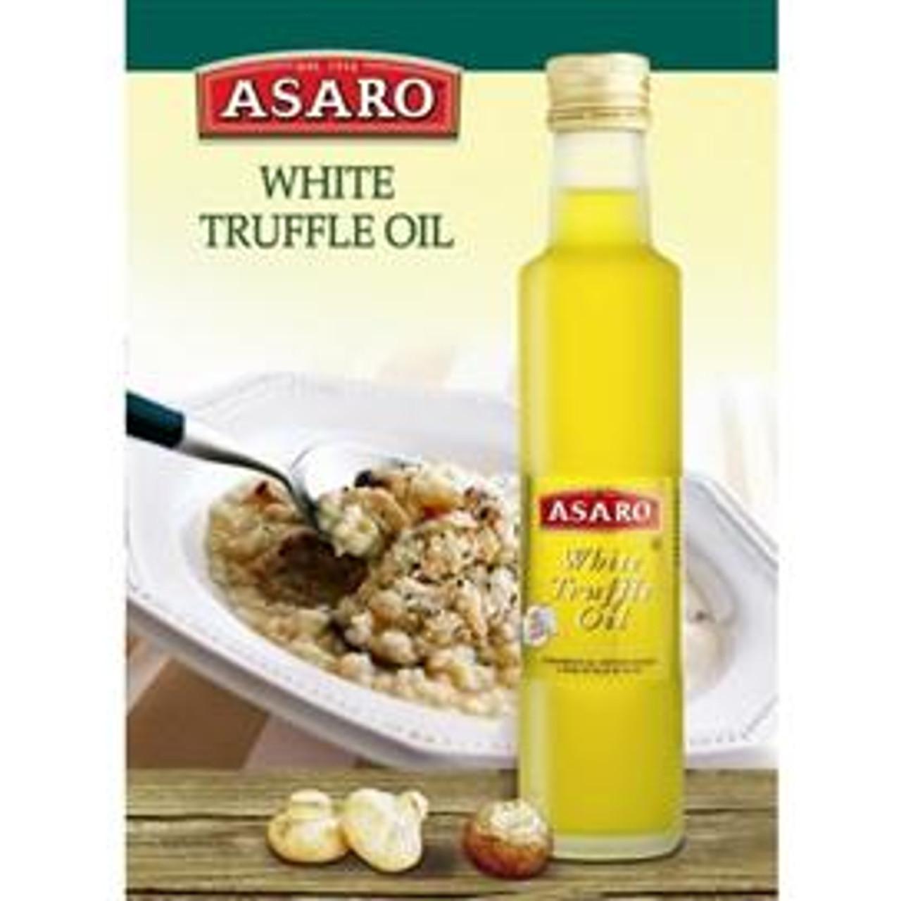 Asaro White Truffle Olive Oil