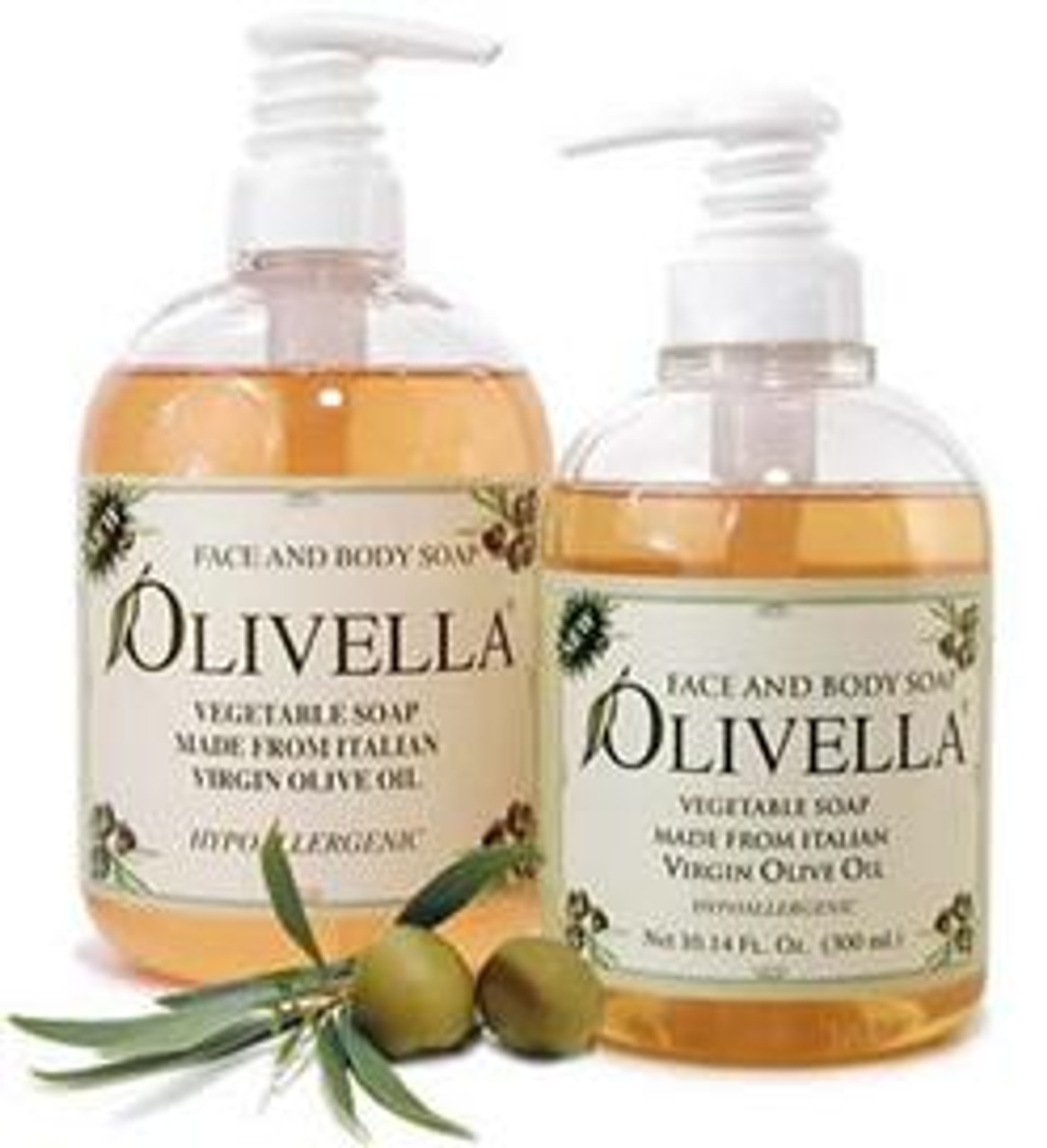 Olivella Olive Oil Soap