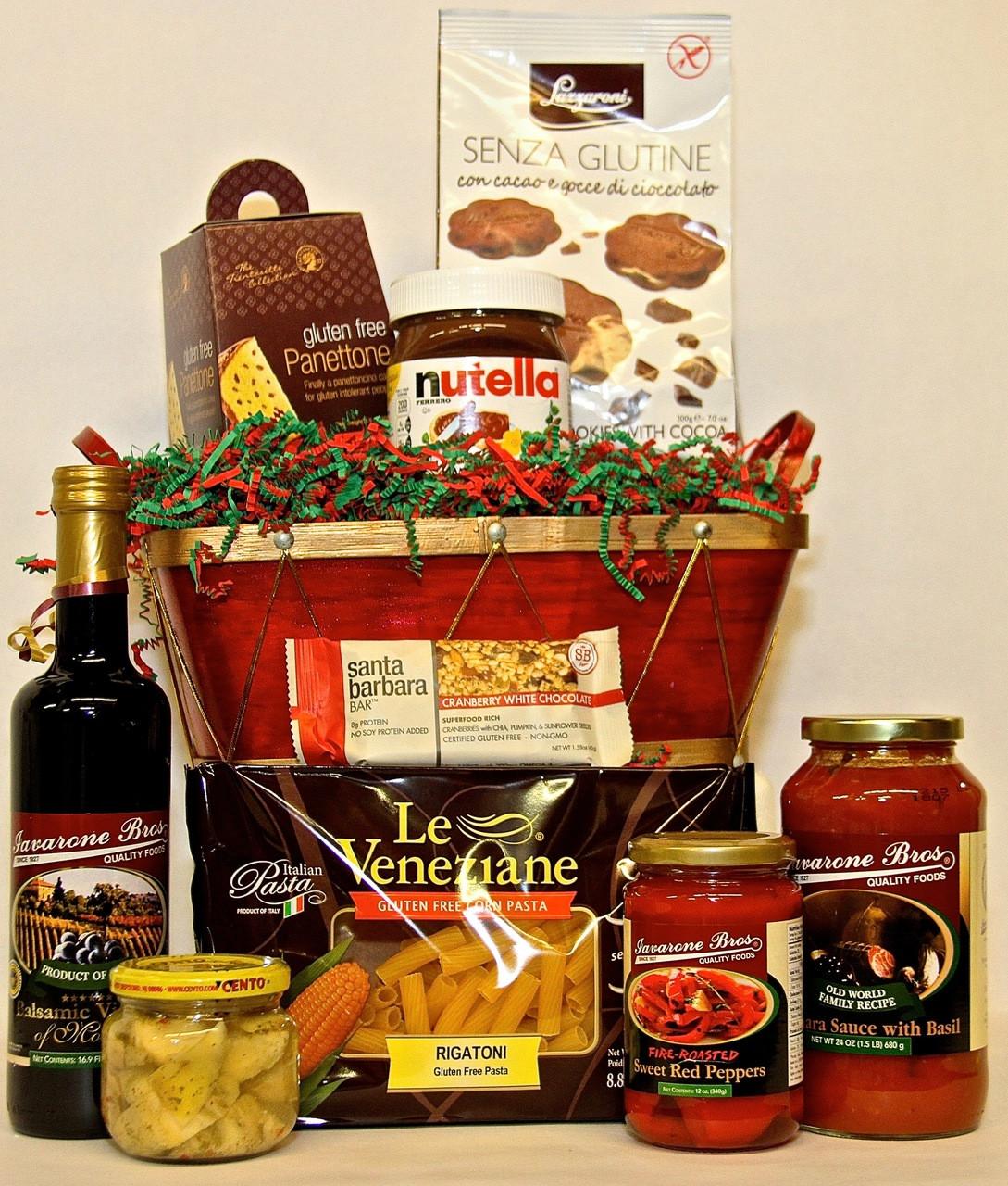 Gluten free gift baskets