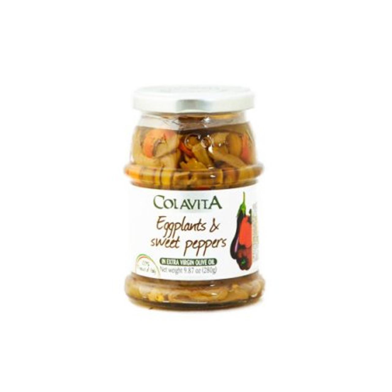 Colavtia Eggplant & Sweet Peppers