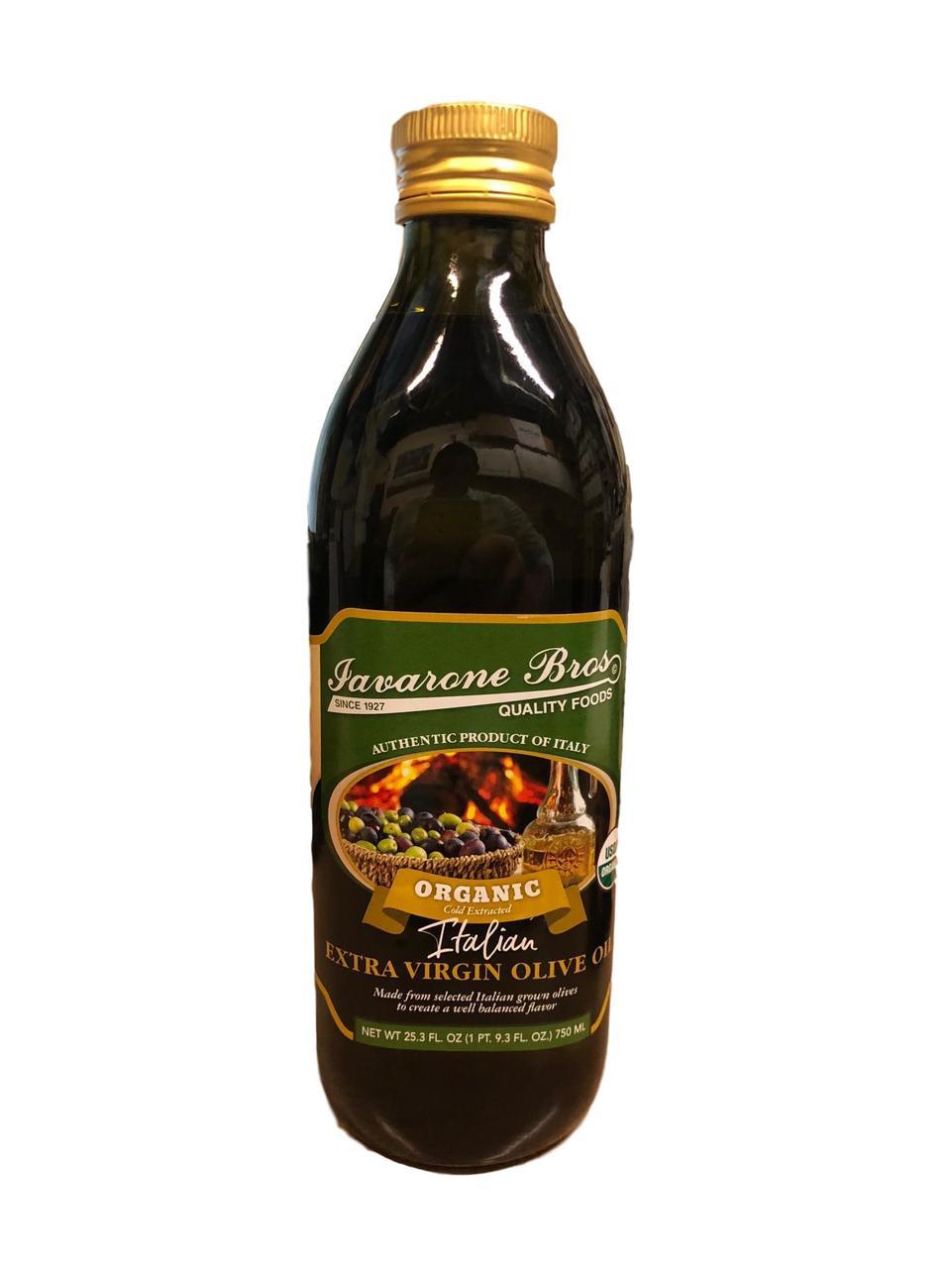 Organic Iavarone Olive Oil