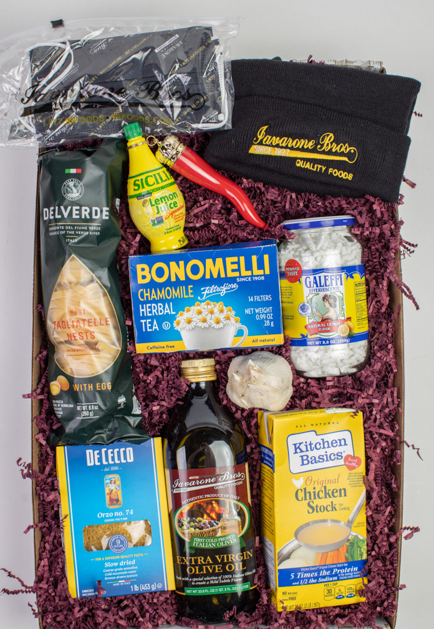 Angelina's Italian Remedy Box