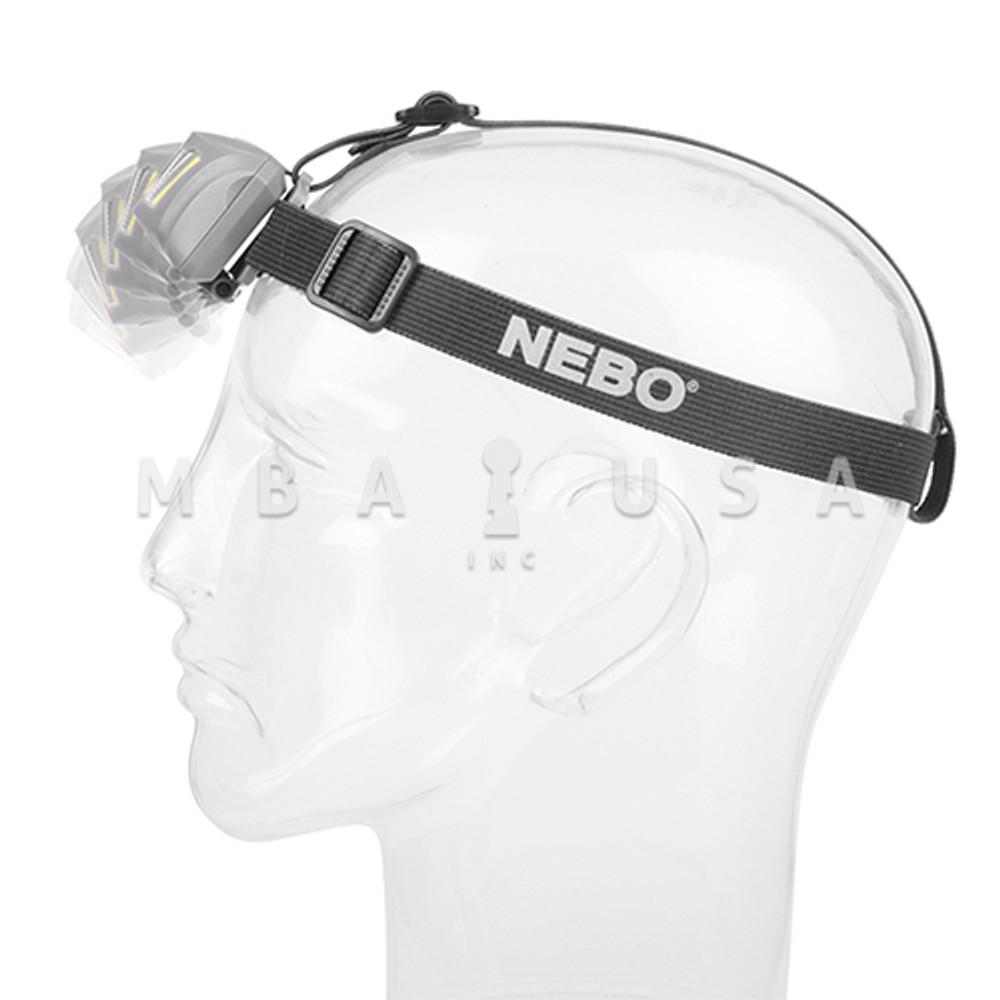 NEBO DUO 250 LUMEN HEADLIGHT