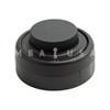 Kaba-Mas CDX-10 Lock Package w/ Strike #3, Black Finish, Pedestrian Door Application
