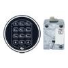 S&G SPARTAN PIVOTBOLT (SWINGBOLT) LOCK PACKAGE W/ 1-BATTERY KEYPAD