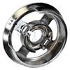 S&G DIAL RING - R167, SPY PROOF, SATIN CHROME (USE W/ D220)
