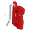 Fativan Fold-Up Door Stop W/ Magnets - Red