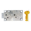 """LEF 4440, DOUBLE LITTLE NOSE, 1/2"""" DOUBLE FIXED, LEFEBURE #72 (372) GUARD, RIGHT HAND"""