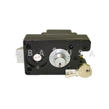 """CS401, 1 Switch, 1/2"""" Cylinder, 10 Min  Time Delay, 2 Min Open Window, Right Hand"""