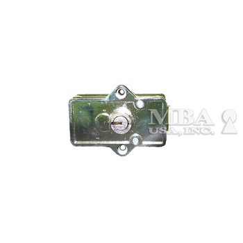 Cabinet Lock (Thick Bolt)