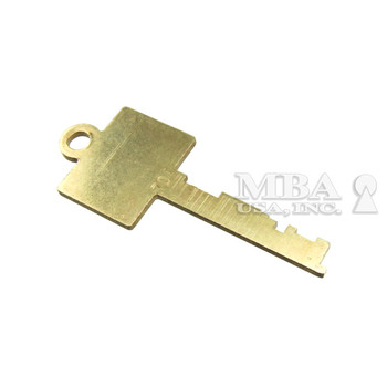 Lefebure Guard Key #701