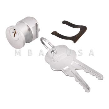 SDBX Pin Tumbler Lock, Kumahira C-Keyway