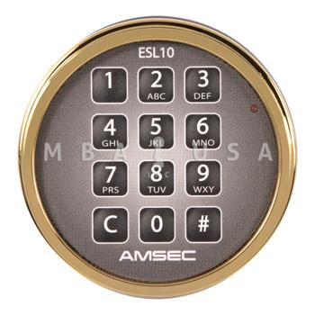 AMSEC-ESL10-Keypad-BR