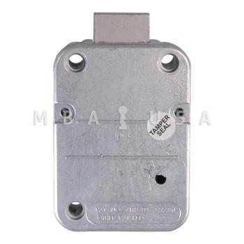 4-Wheel Keyed Safe Lock Only