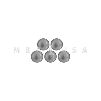 """3/16"""" STEEL BALL - PACK OF 5"""